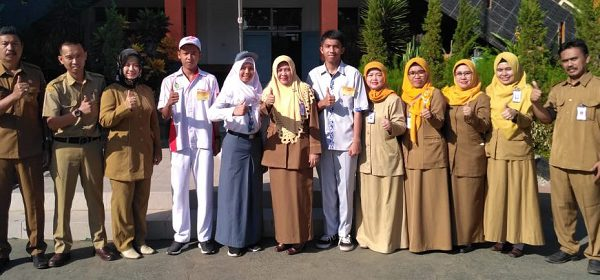 Pelepasan PKL Gelombang I TA 2018-2019