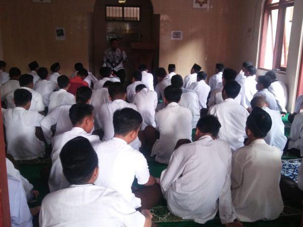 Sholat Dhuha Berjamaah