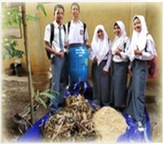Kompos, Pupuk Alami dengan Metode 'Composting'