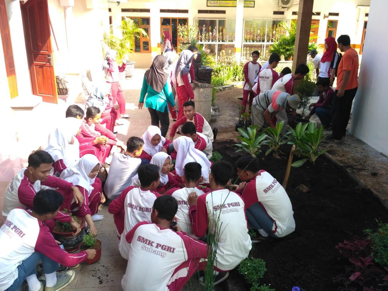 Tips Menjaga Lingkungan Sekolah