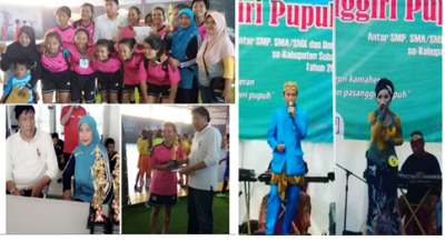 SMK PGRI Subang Berprestasi dalam Seni & Olah Raga