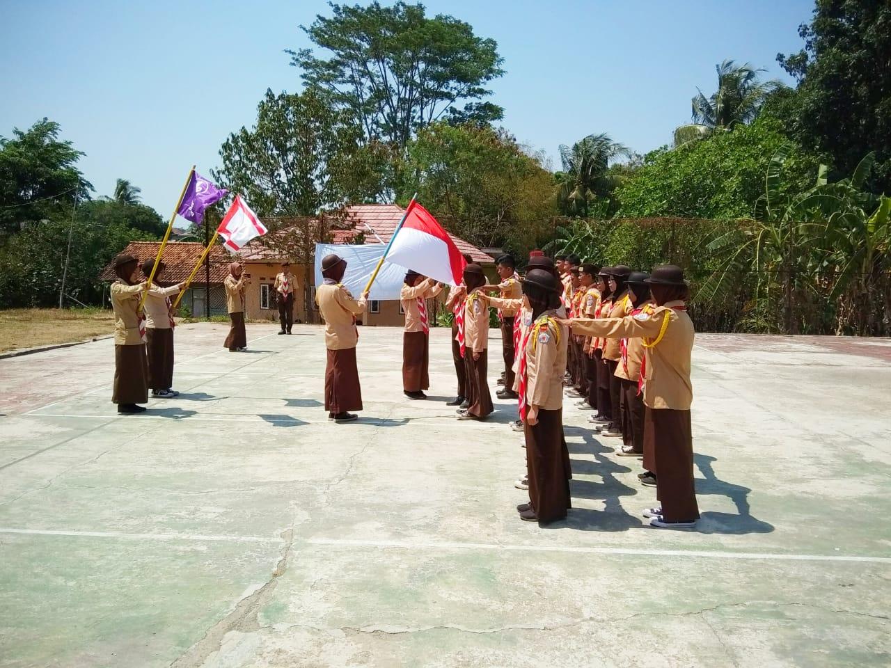 Pramuka SMK PGRI Subang