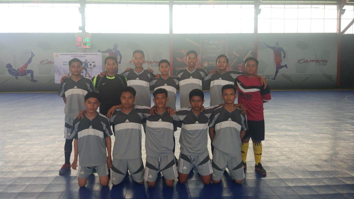 Team Futsal SMK PGRI Subang