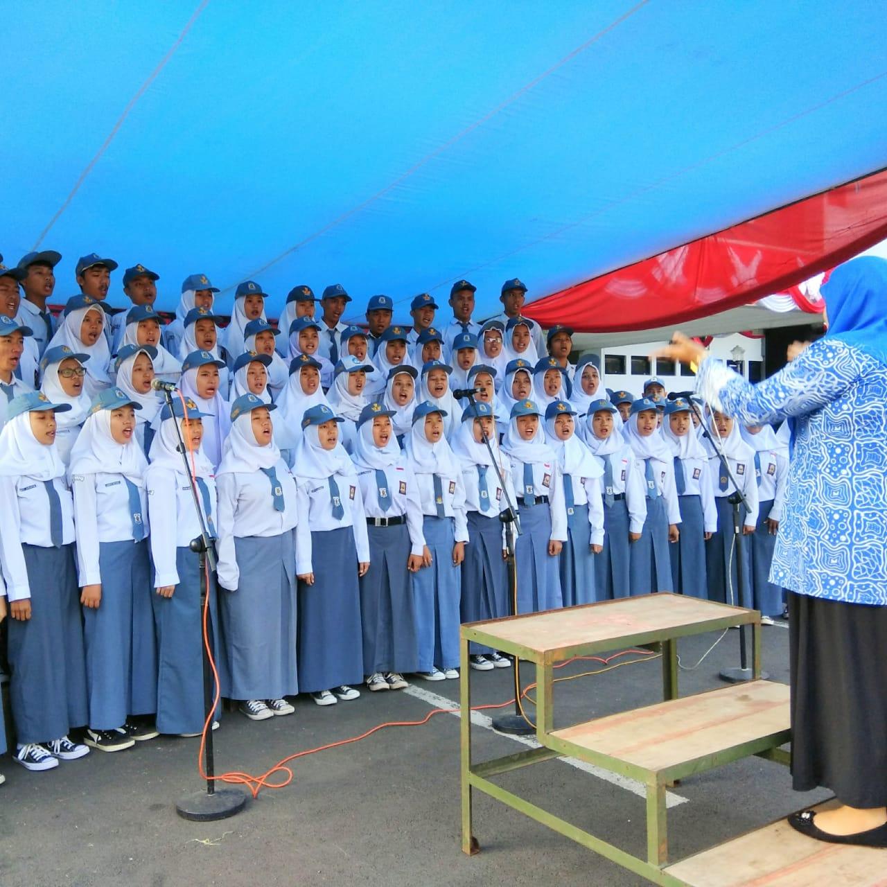 Paduan Suara SMK PGRI Subang