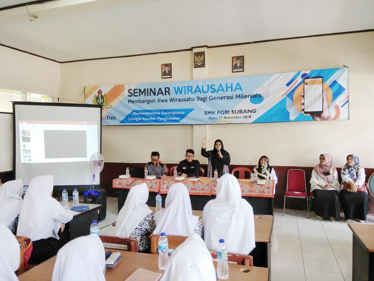 Seminar Wirausaha Kompetensi Keahlian Akuntansi