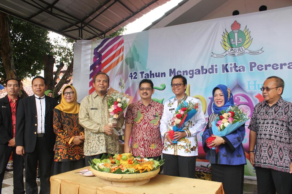 Gebyar 42 Tahun SMK PGRI Subang : Mengabdi & Pererat Silaturahmi