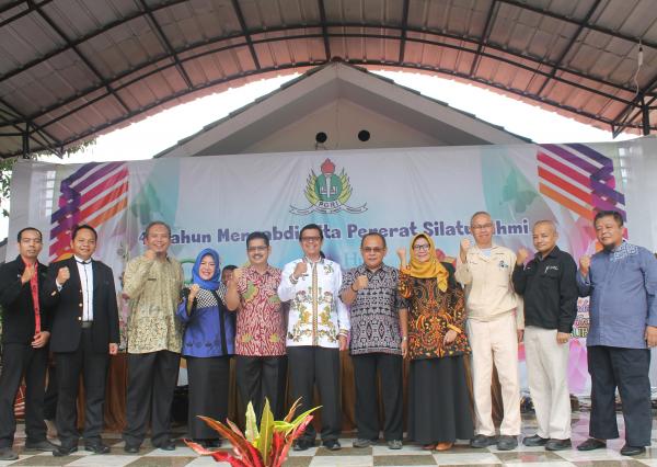 42 Tahun SMK PGRI Subang : Penandatanganan MoU dengan Industri