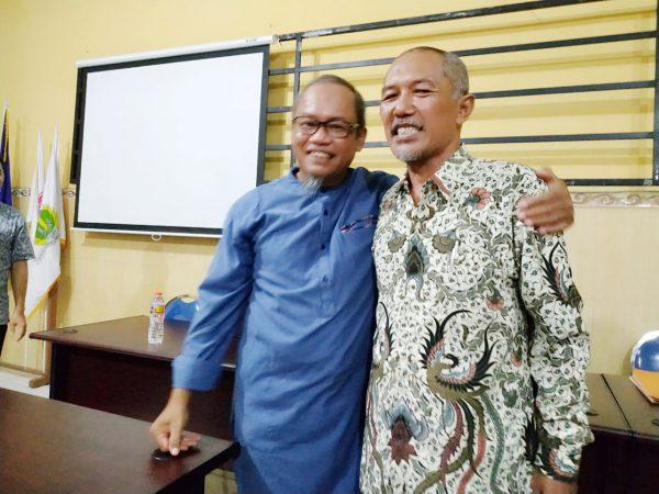 Serah Terima Jabatan Pengawas Pembina SMK PGRI Subang
