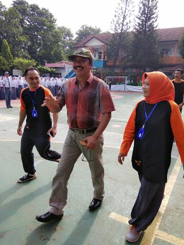 Gebyar 42 Tahun SMK PGRI Subang : Kompetisi Futsal Antar SMP se-Kabupaten Subang
