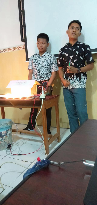 Juara ke-1 Teknologi Tepat Guna se-Kabupaten Subang