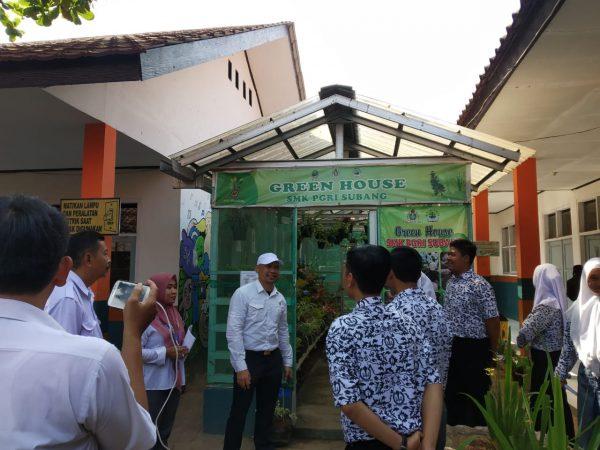 Kunjungan Tim DLH Provinsi Jawa Barat