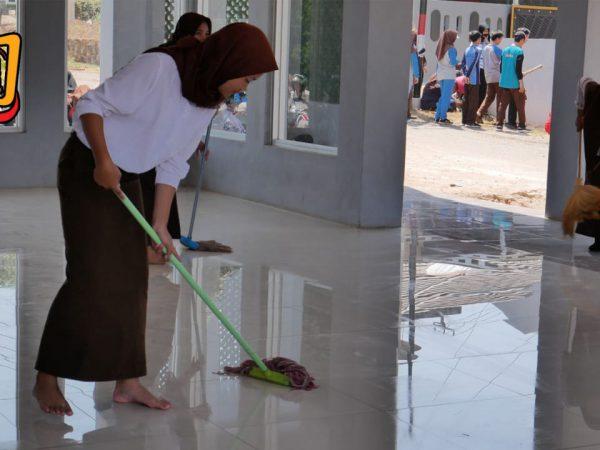 Bakti Sosial SMK PGRI Subang 1 Muharram 1441 Hijriah