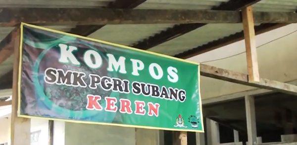 Video : SMK PGRI Subang Menuju Sekolah Adiwiyata