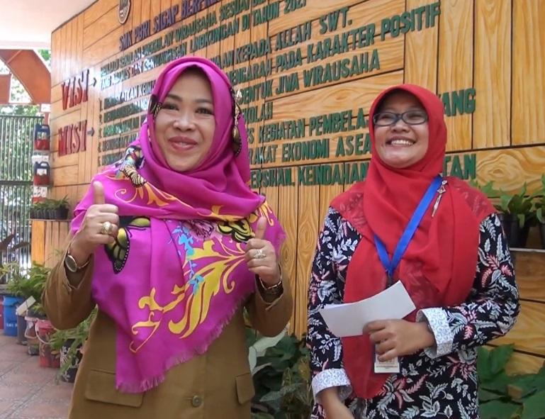 SMK PGRI Subang Menuju Adiwiyata Mandiri