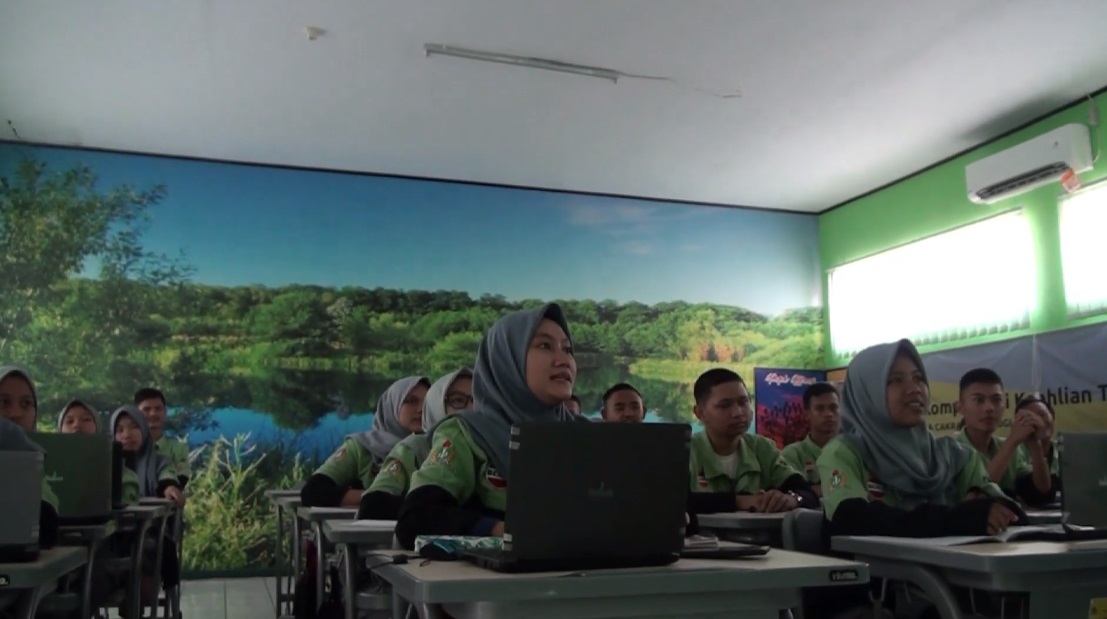 SMK PGRI Subang sebagai SMK Pusat Keunggulan
