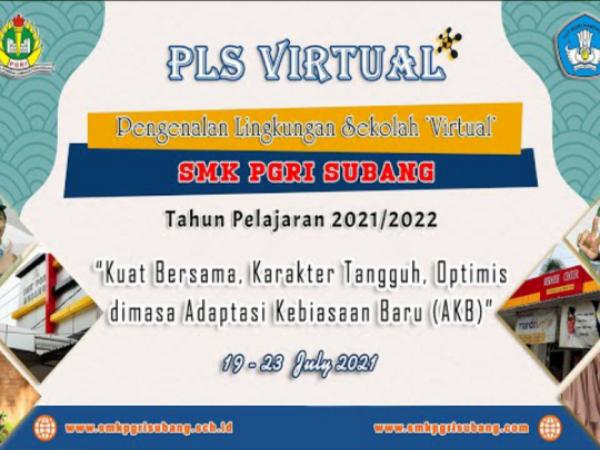 Pengenalan Lingkungan Sekolah SMK PGRI Subang Secara Virtual